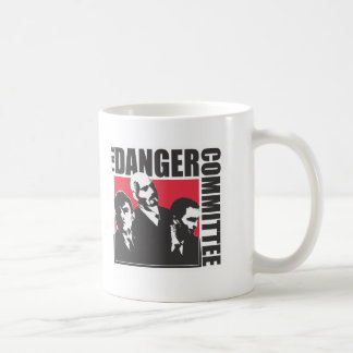 The Danger Committee Coffee Mug