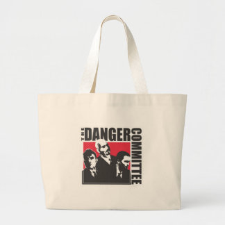 The Danger Committee Large Tote Bag