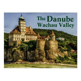 The Danube and Wachau Valley Postcard