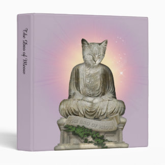 The Dao of Meow Binder