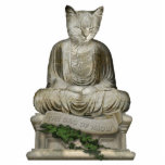 The Dao of Meow Photo Sculpture
