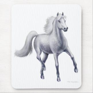 The Dappled Gray Horse Mousepad