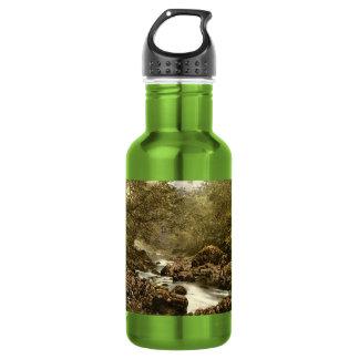 The Dargle, County Wicklow, Ireland Water Bottle