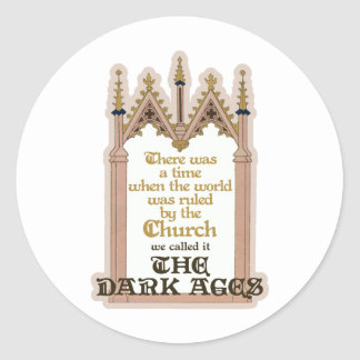 The Dark Ages Stickers