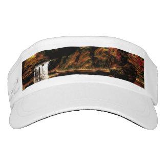 The dark fantasy world headsweats visor