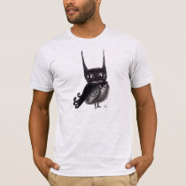 The Dark Night Owl T-Shirt