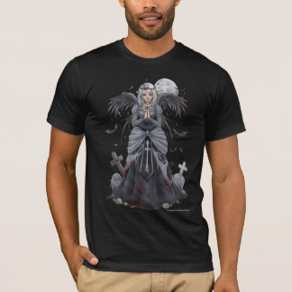 The Dark Priestess Angel Shirt