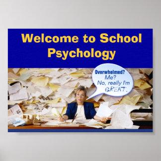 The Dark Side of School Psychology Poster