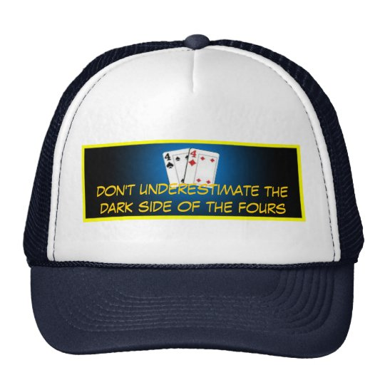 the dark side of the fours cap