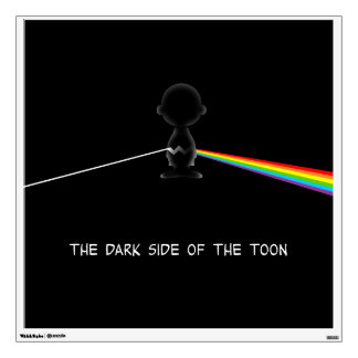The Dark Side of The Toon Wall Decal