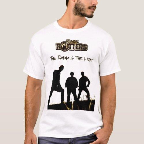 The Dark  The Light Album Art T_Shirt