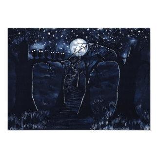 The Dark Trail Card