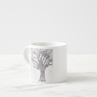 The Dark Tree Espresso Mug
