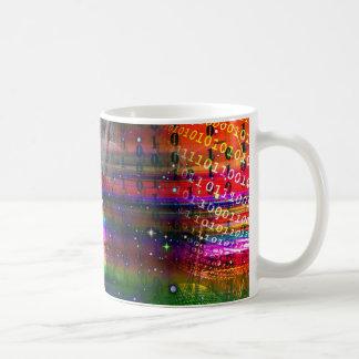 The Dark Web in full colour Coffee Mug