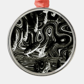 The Dark World Metal Ornament