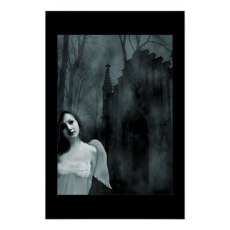 The Darkness of Angels Poster