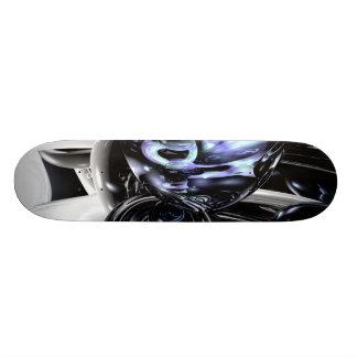The Darkside Abstract Skateboard V2
