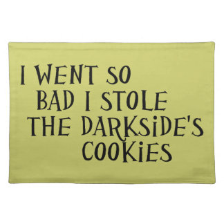 The Darkside's Cookies Placemat