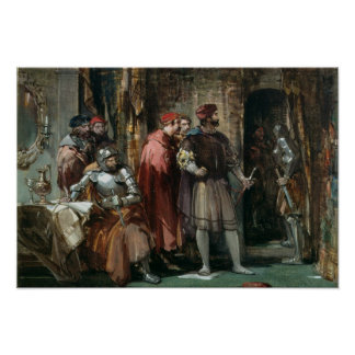 The Darnley Conspirators Poster