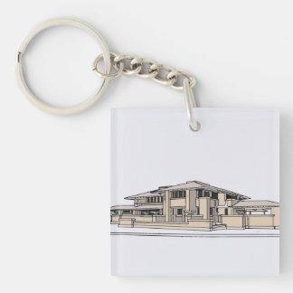 the Darwin D. Martin House Keychain