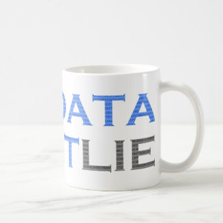 The Data Don't Lie Mug