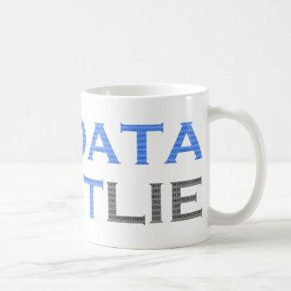 The Data Don't Lie Mug