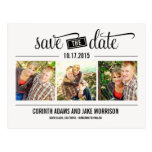 """""""THE"""" Date - Save The Date Card Postcard"""