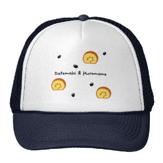 < The Date winding and black bean > Datemaki & Trucker Hat