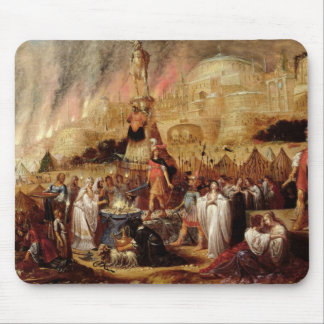 The Daughter of Jephthah, 1643 Mouse Pad