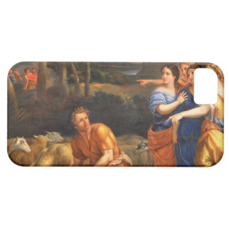The Daughters of Jethro by Theophile Hamel 1838 iPhone 5 Case