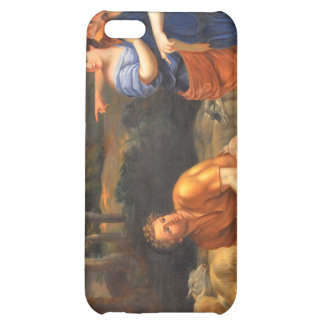 The Daughters of Jethro by Theophile Hamel 1838 iPhone 5C Cases