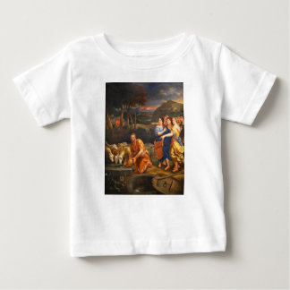 The Daughters of Jethro by Theophile Hamel 1838 Shirts