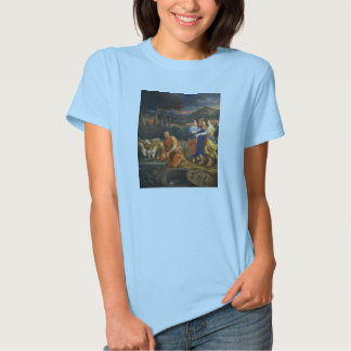 The Daughters of Jethro by Theophile Hamel 1838 T Shirt