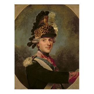 The Dauphin, Louis de France, 1760's Postcard