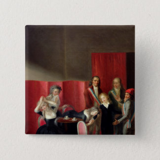 The Dauphin Taken from his Family, 3rd July 1793 Pinback Button