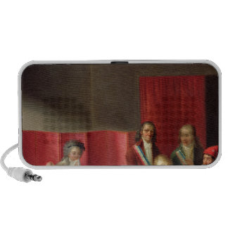 The Dauphin Taken from his Family, 3rd July 1793 Speaker System
