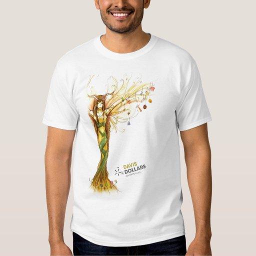 The Davis Dollars Muse T-Shirt