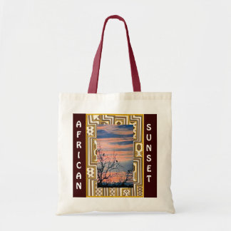 The dawn chorus - African Art Tote Bag