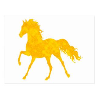 THE DAWN HORSE POSTCARD