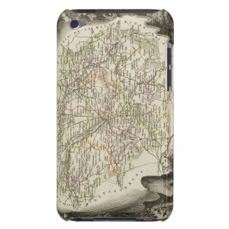 The dawn iPod touch Case-Mate case