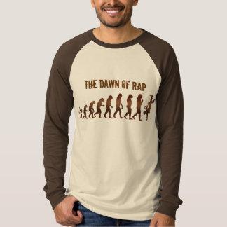 THE DAWN OF RAP Music T-Shirts