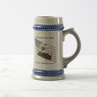 The Day America Forgot Beer Stein