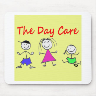 The day care mouse pad