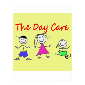 The day care postcard