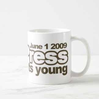 The Day CP Died Coffee Mug