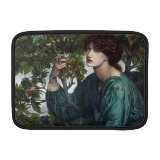 The Day Dream by Dante Gabriel Rossetti MacBook Sleeve