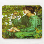 The Day Dream by Dante Gabriel Rossetti Mouse Mat