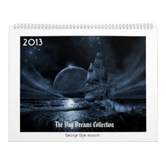 The Day Dreams Collection 2013 Calendar