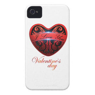 The day of San Valentin Case-Mate iPhone 4 Case