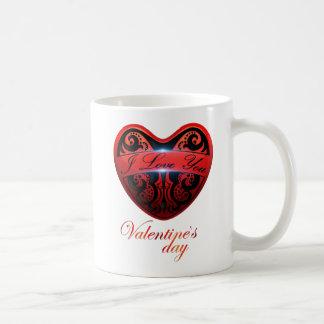 The day of San Valentin Coffee Mug
